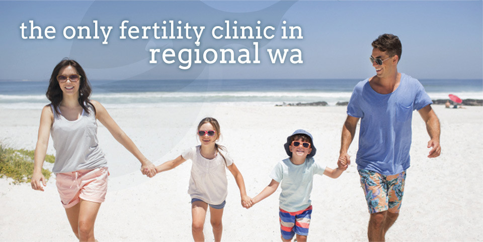 the only fertility clinic in regional wa